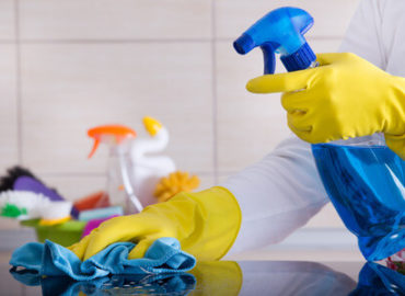one-off cleaning professional detergents
