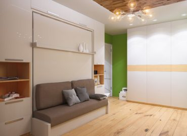 How to maximize the space in a small apartment in 8 steps